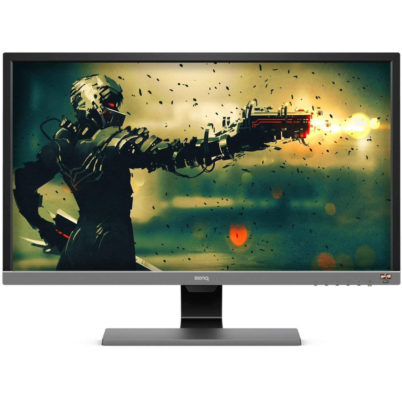 "BenQ EL2870U 28"" 4K HDR 1ms Gaming Monitor with B.I.+"