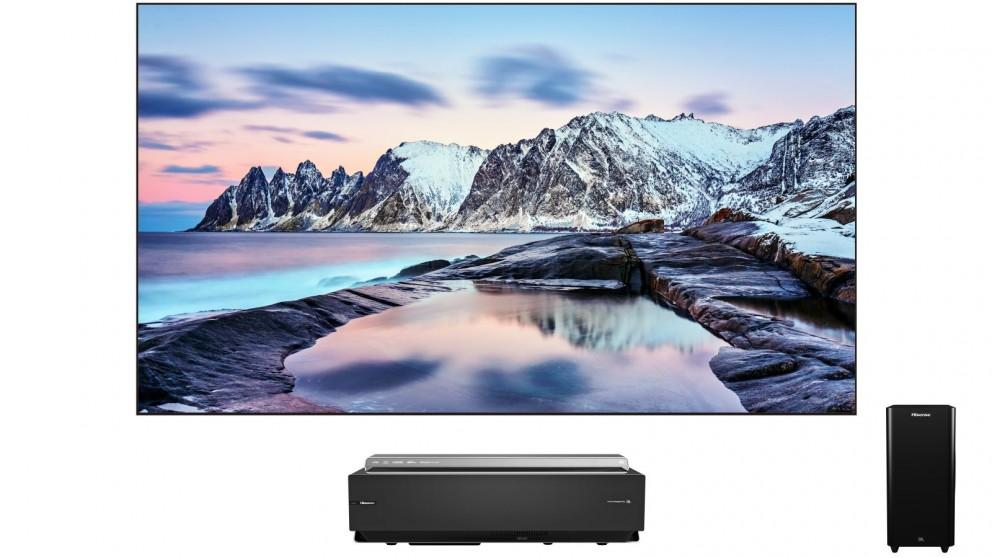 Hisense 100-inch Series L 4K UHD Smart Laser TV