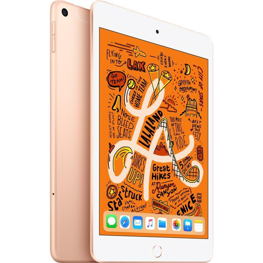 Apple iPad mini 64GB Wi-Fi + Cellular (Gold) [2019]