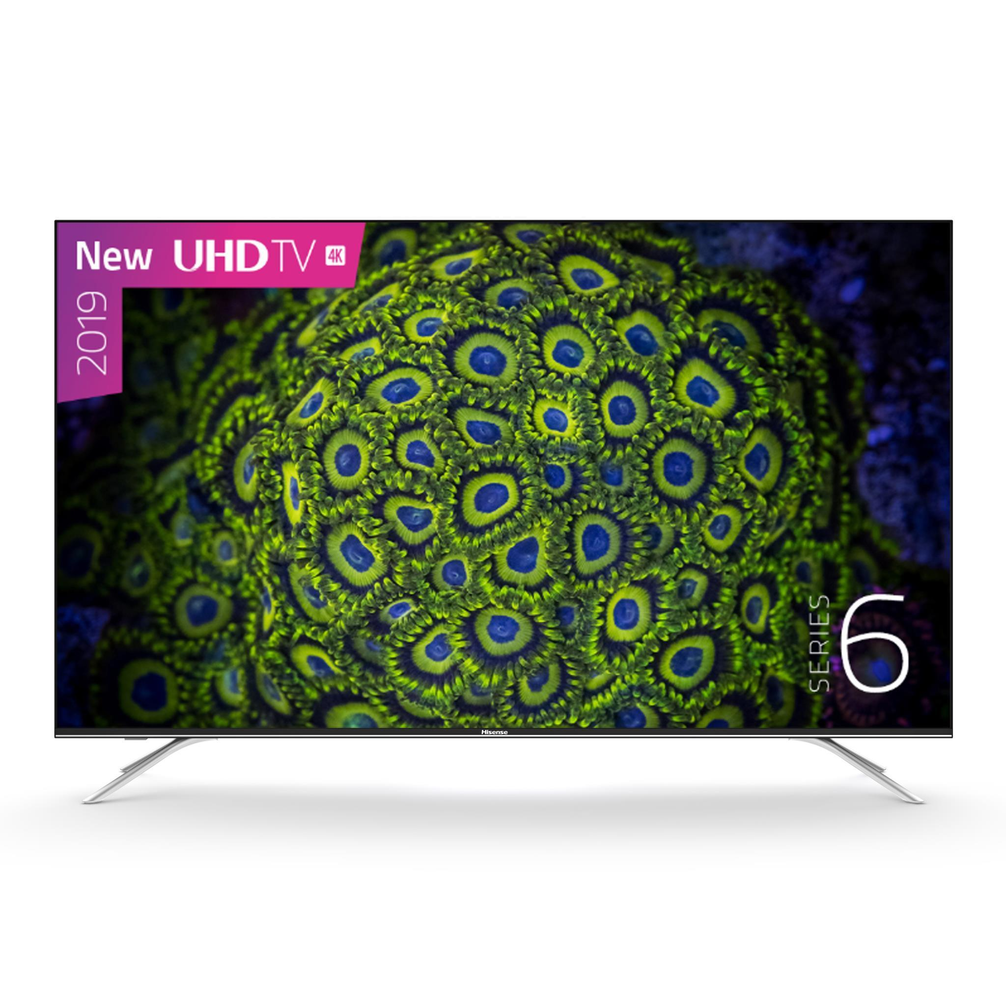 Hisense 55R6 Series 6 55″ 4K UHD Smart LED TV
