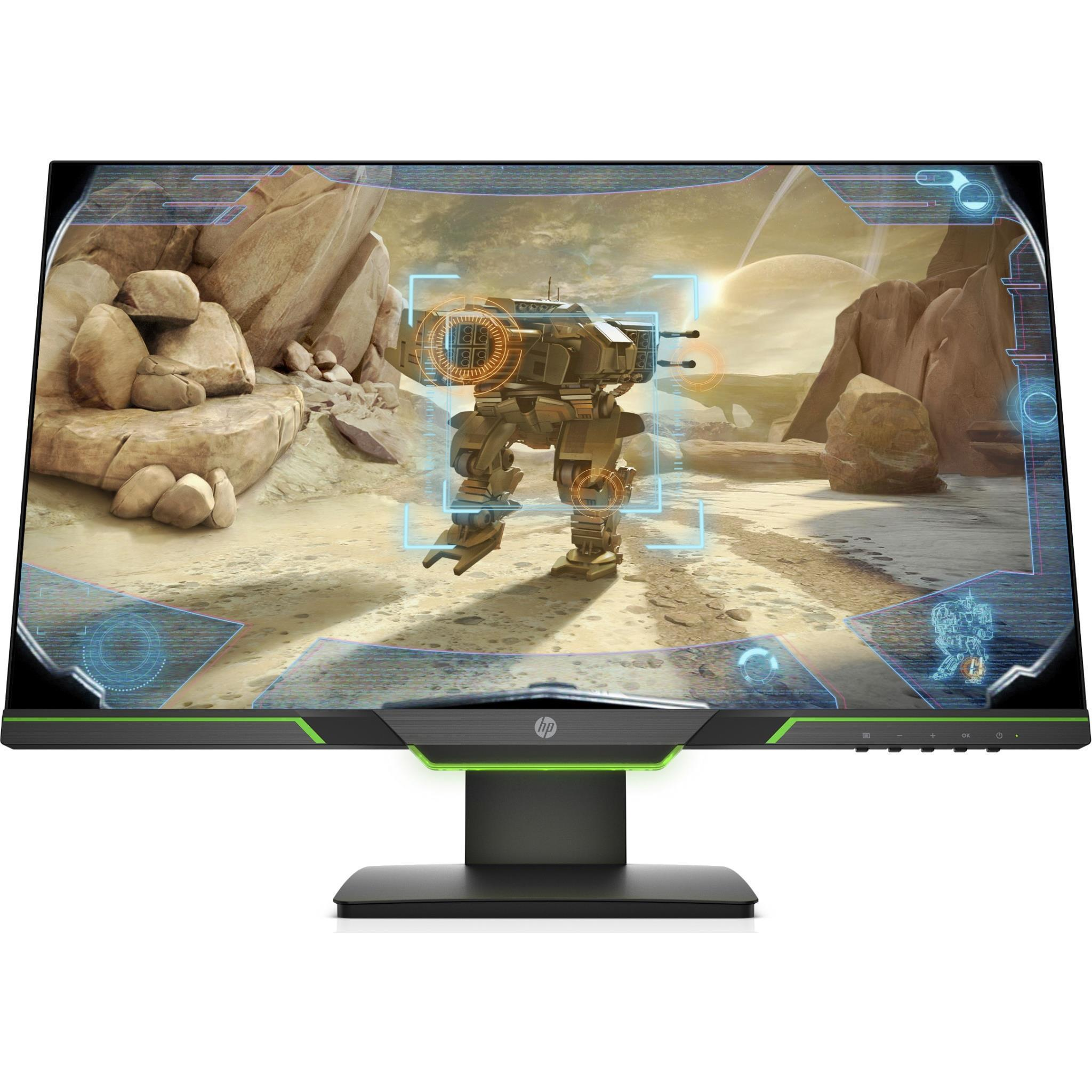 HP 25x 24.5″ Full HD 144Hz TN Gaming Monitor with Free-Sync