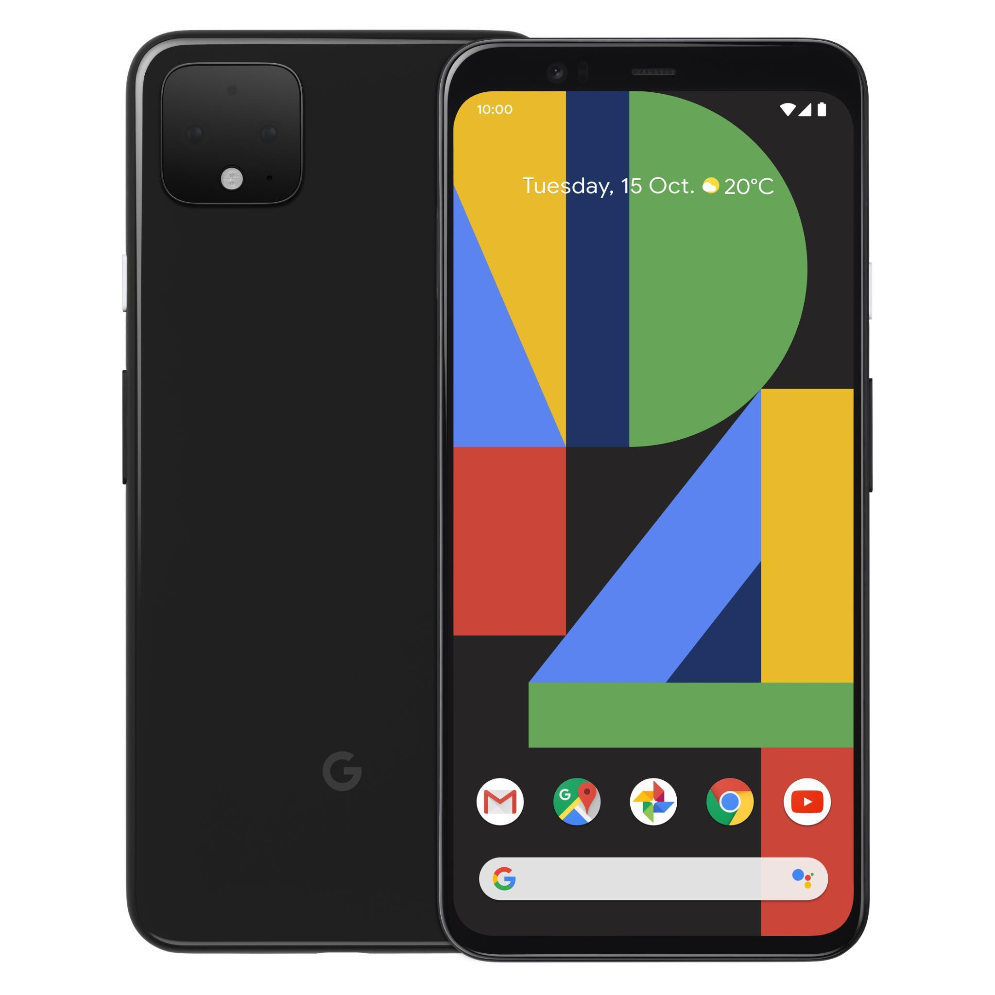 Google Pixel 4 128GB (Just Black)