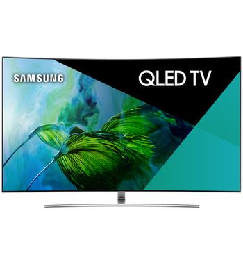 Samsung QA75Q8C 75 Inch 190cm Smart 4K Ultra HD QLED TV