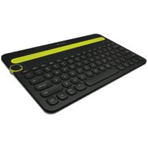 Logitech K480 Bluetooth Multi-device Keyboard – Black