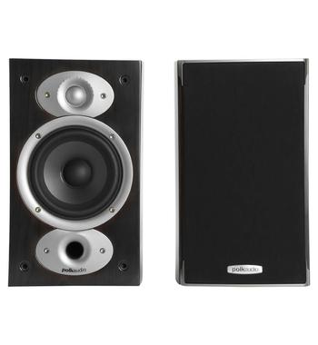 Polk Audio Bookshelf Speaker Black RTIA1