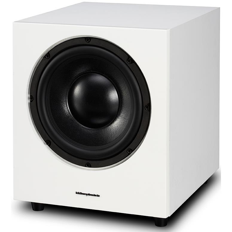 Wharfedale Diamond WH-D10 10″ Subwoofer (White)