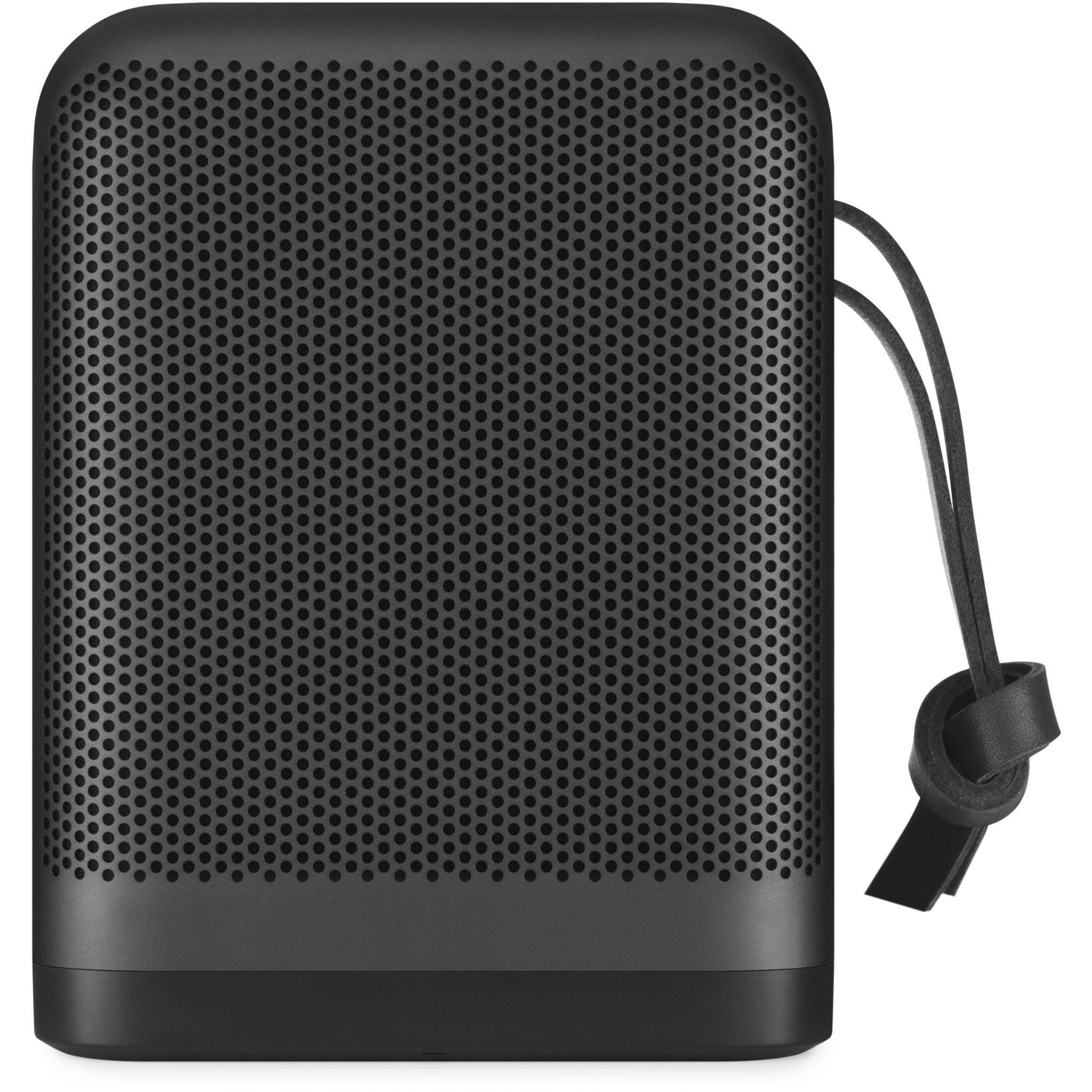 B&O Beoplay P6 Powerful and Portable Wireless Bluetooth Speaker (Black)