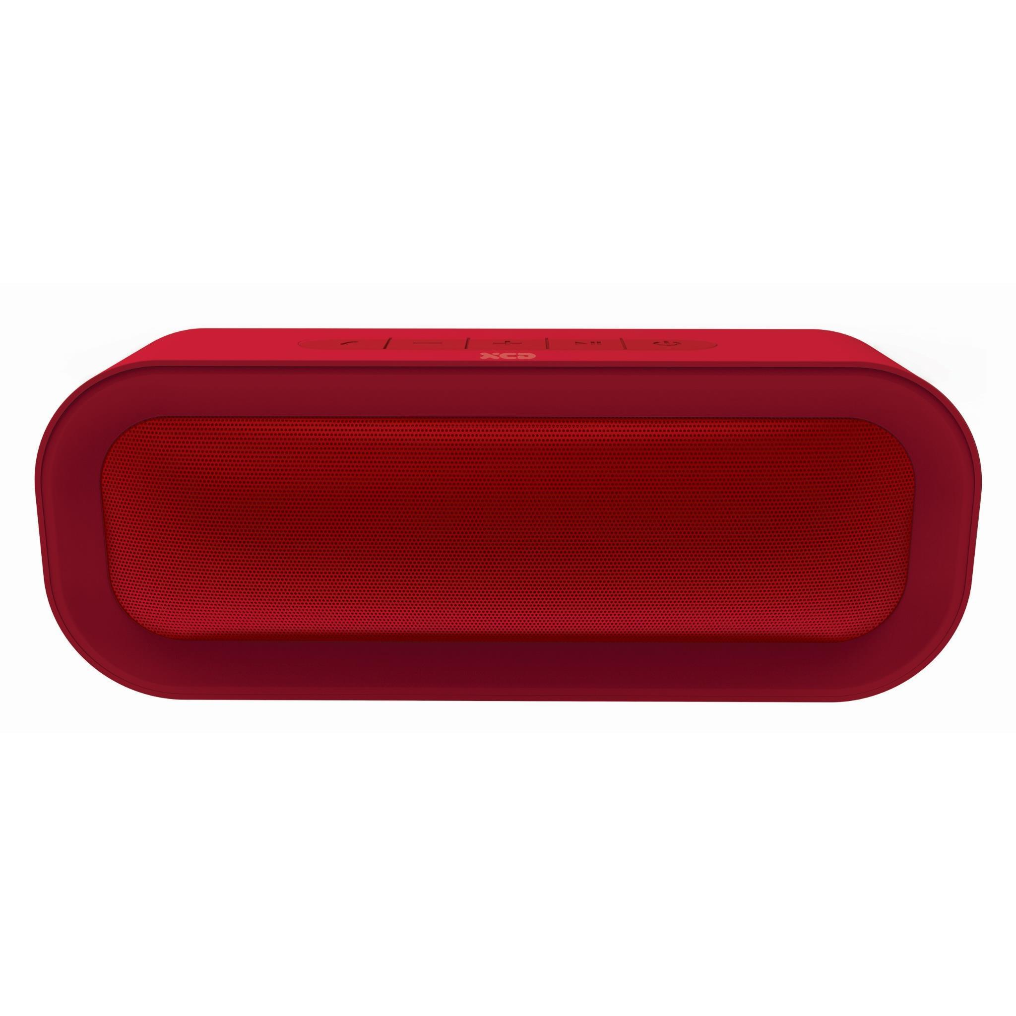 XCD Bluetooth Speaker (Chilli Red)