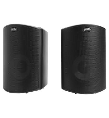 Polk Audio Atrium 4 Outdoor Speaker Black ATRIUM4