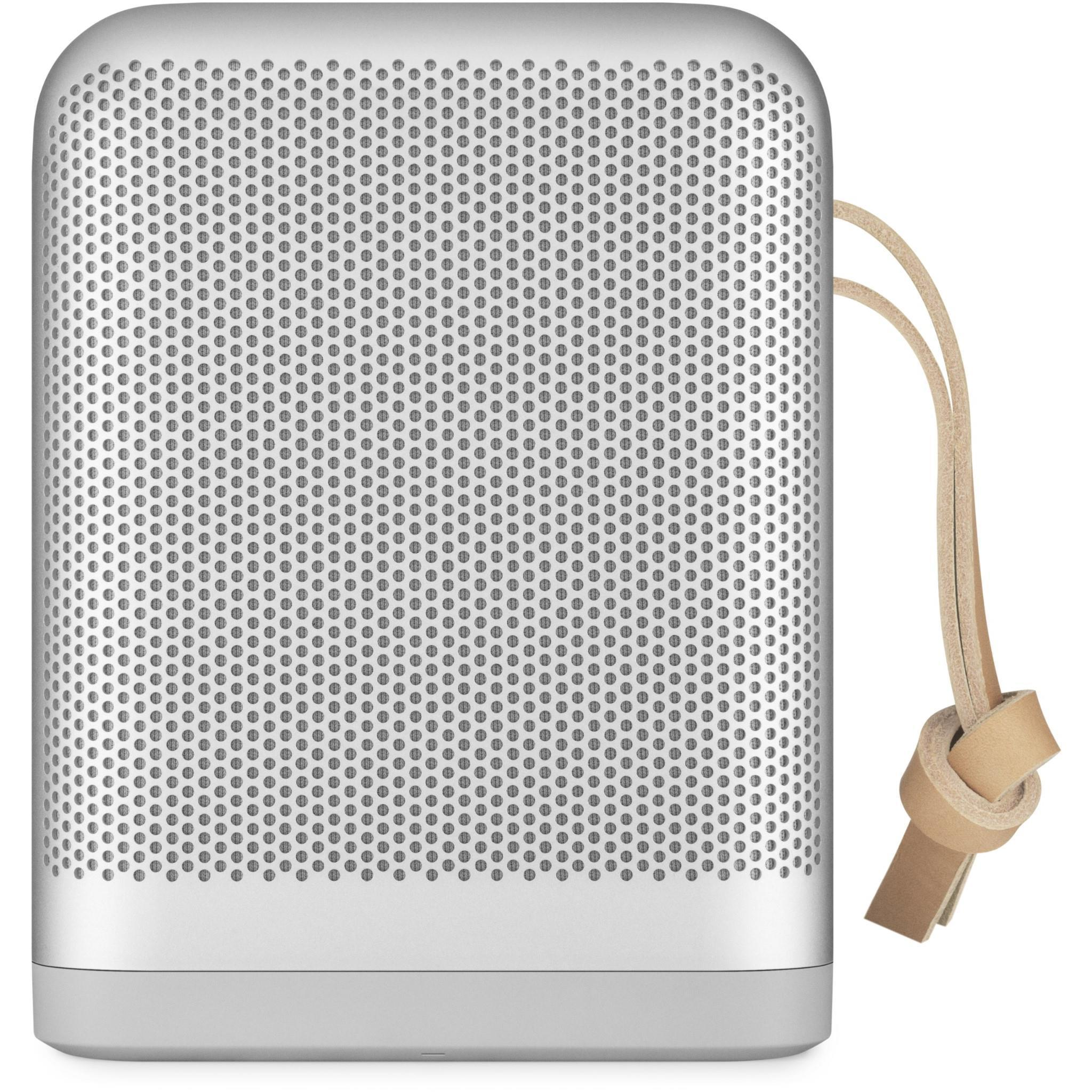 B&O Beoplay P6 Powerful and Portable Wireless Bluetooth Speaker (Natural)