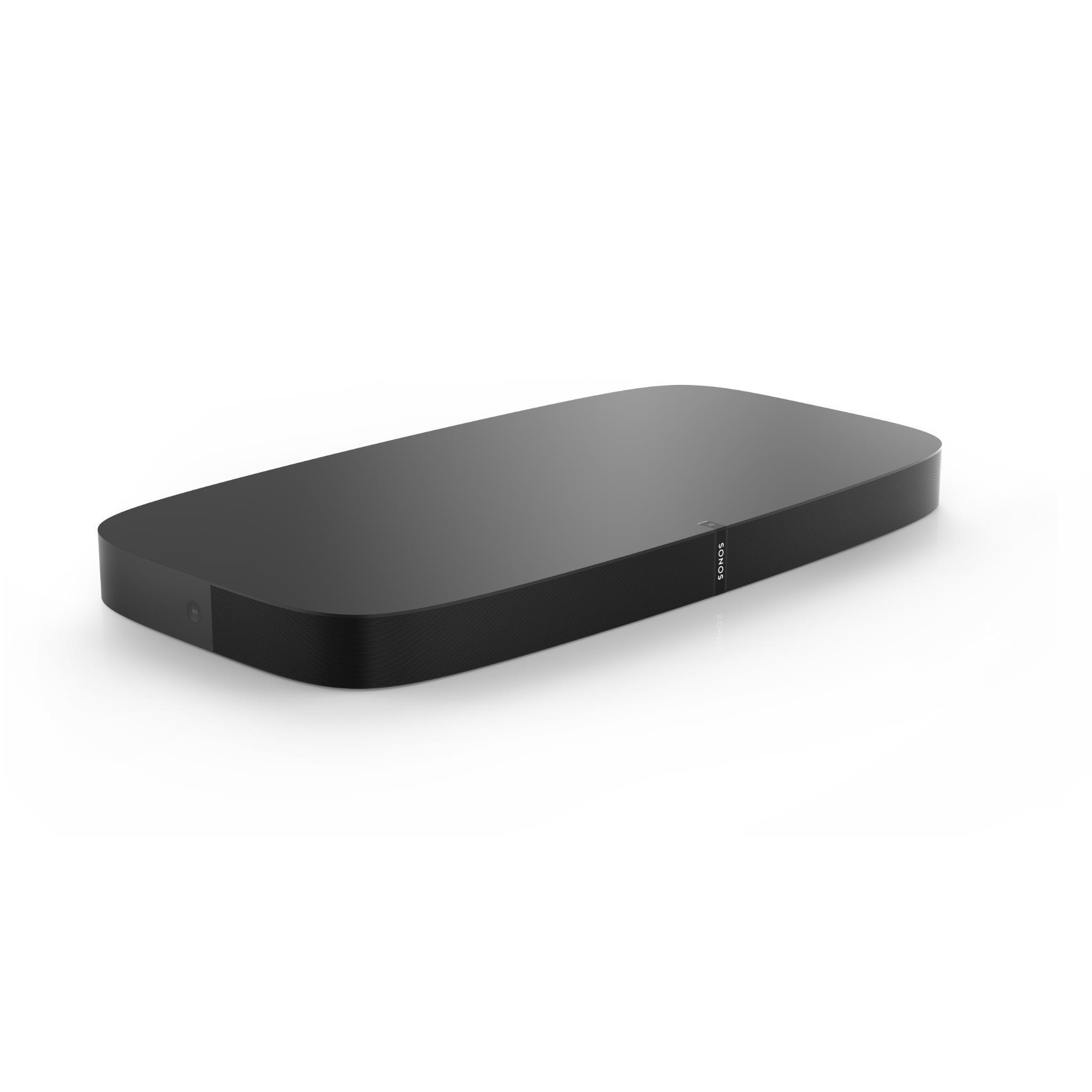 Sonos PLAYBASE Wireless Soundbase for Home Theatre and Streaming Music (Black)