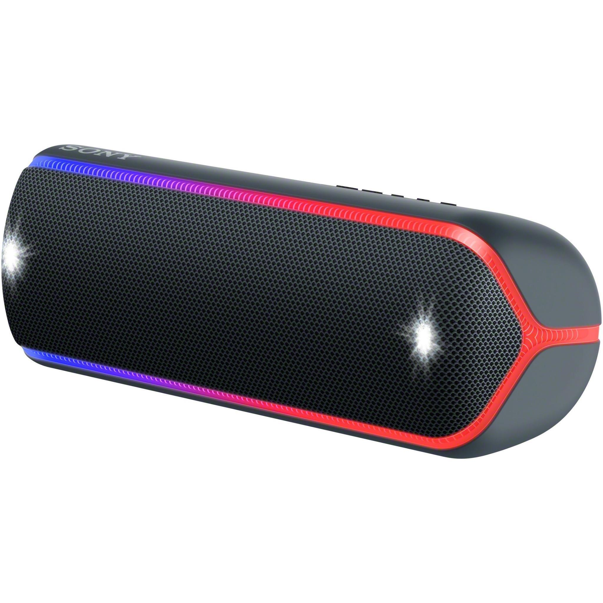 Sony SRSXB32 Extra Bass Portable Bluetooth Speaker (Black)