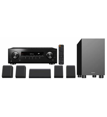 Pioneer HTP076 5.1 Channel Home Theatre System