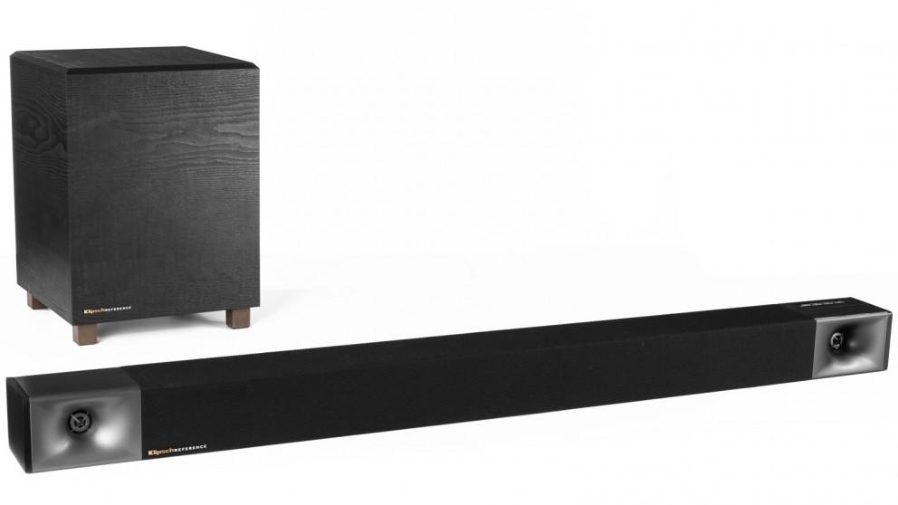 Klipsch Bar 40 2.1 Soundbar with 6.5-inch Wireless Subwoofer