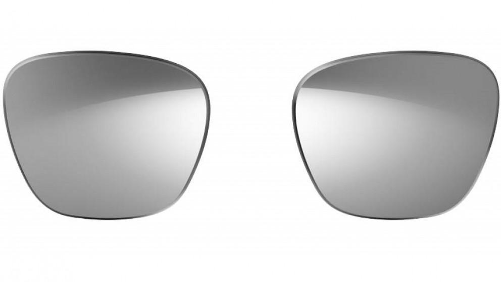 Bose Lenses Alto Style S/M Fit – Mirrored Silver (Polarised)