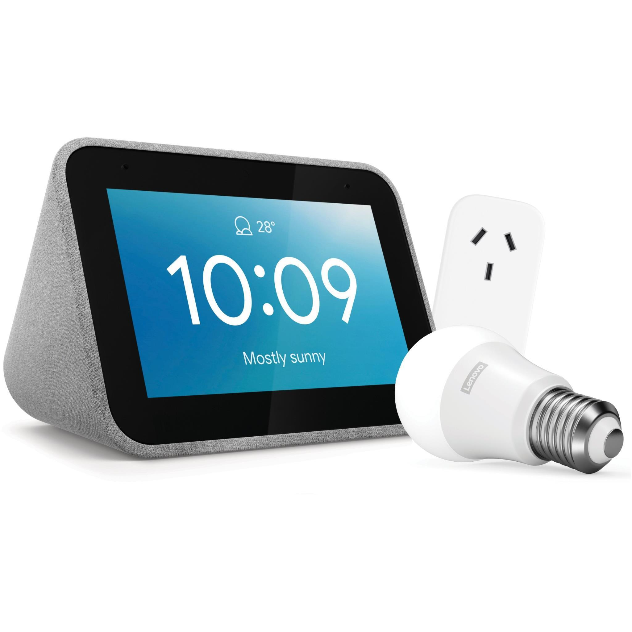 Lenovo Smart Clock E27 Starter Pack
