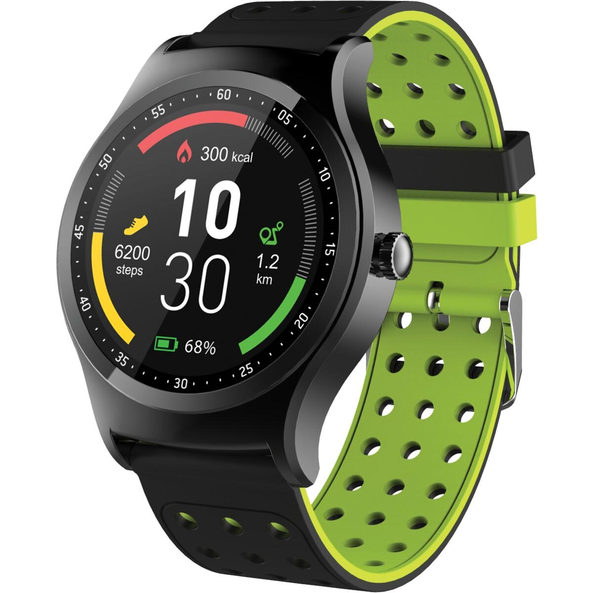 DGTEC Smart Watch With Silicone Strap