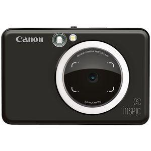 Canon Inspic Instant Camera With Bluetooth Black