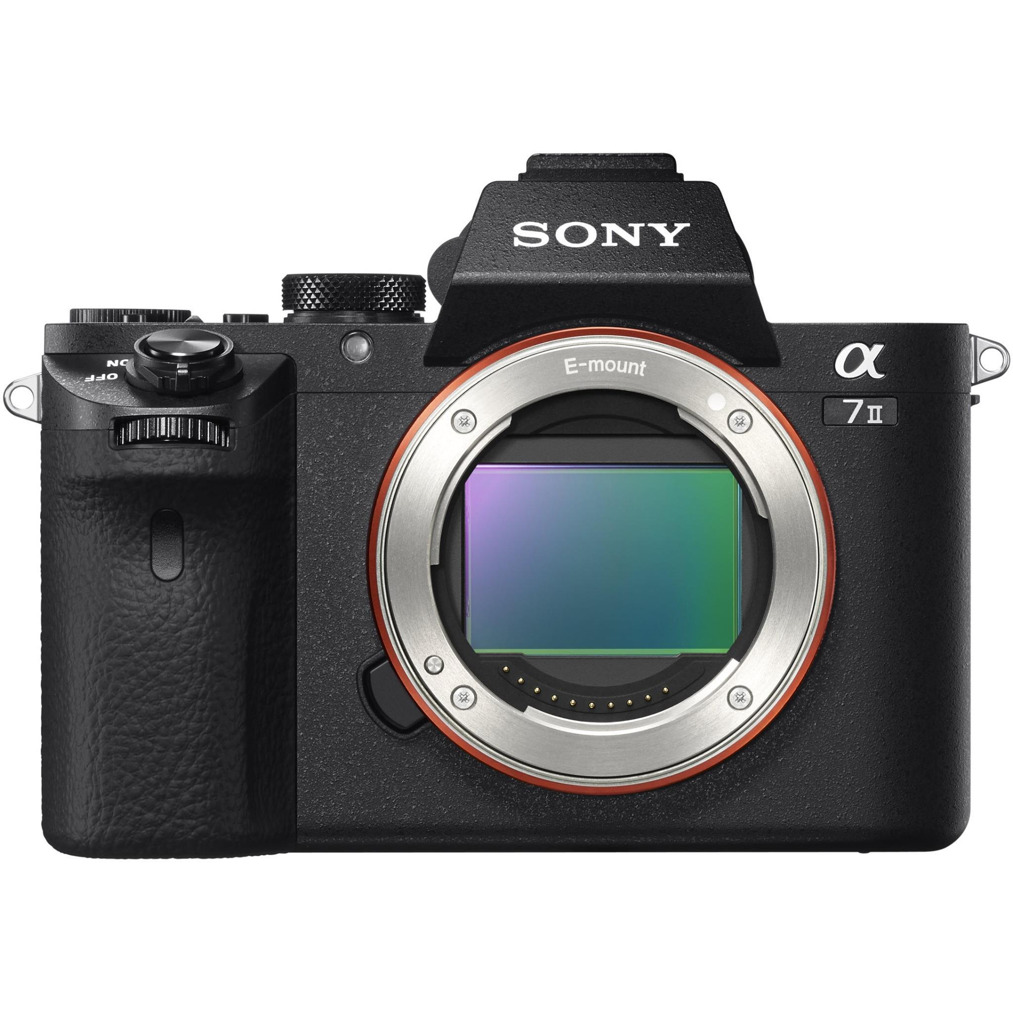 Sony Alpha A7 II Full Frame Mirrorless Camera (Body Only)