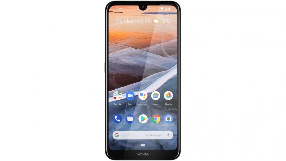 Nokia 3.2 16GB with Android One – Steel