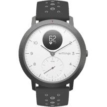 Withings Steel HR Sport Fitness Watch (White)