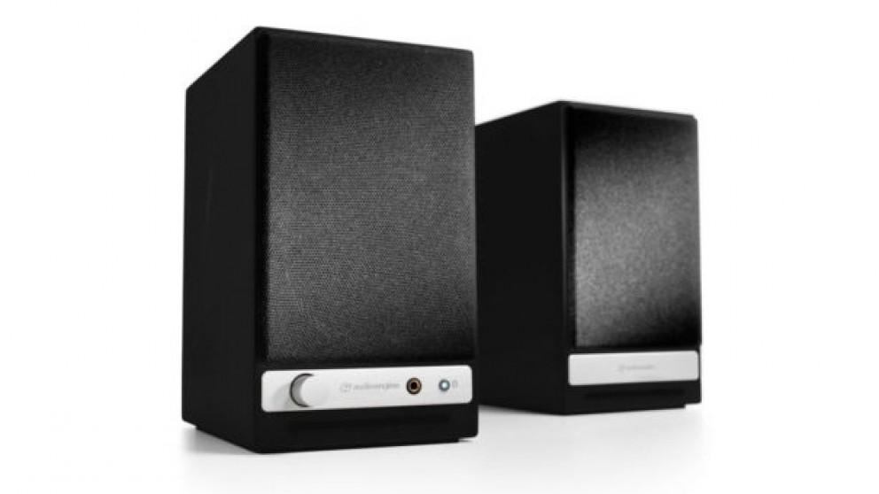 Audioengine HD3 Powered Desktop Speakers – Black