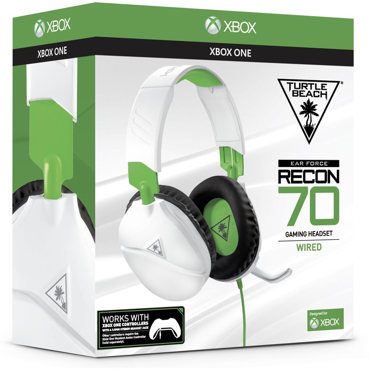 Turtle Beach Ear Force Recon 70X Gaming Headset For Xbox One – Green