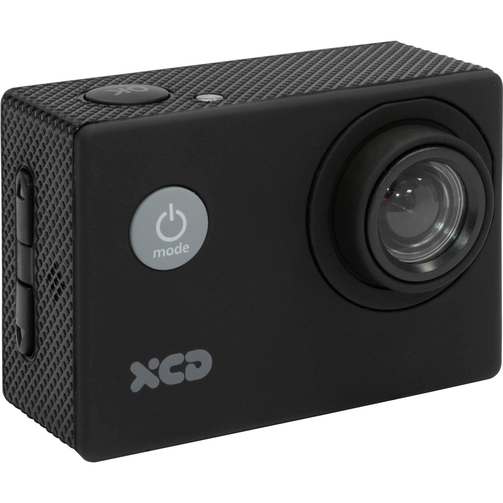 XCD 720P HD Action Camera with 2″ Screen