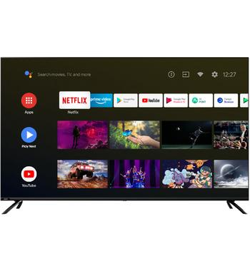 CHiQ 55 Inch 4K UHD HDR Android Smart LED TV U55H10
