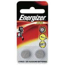 Energizer A76 Button Batteries 2 Pack