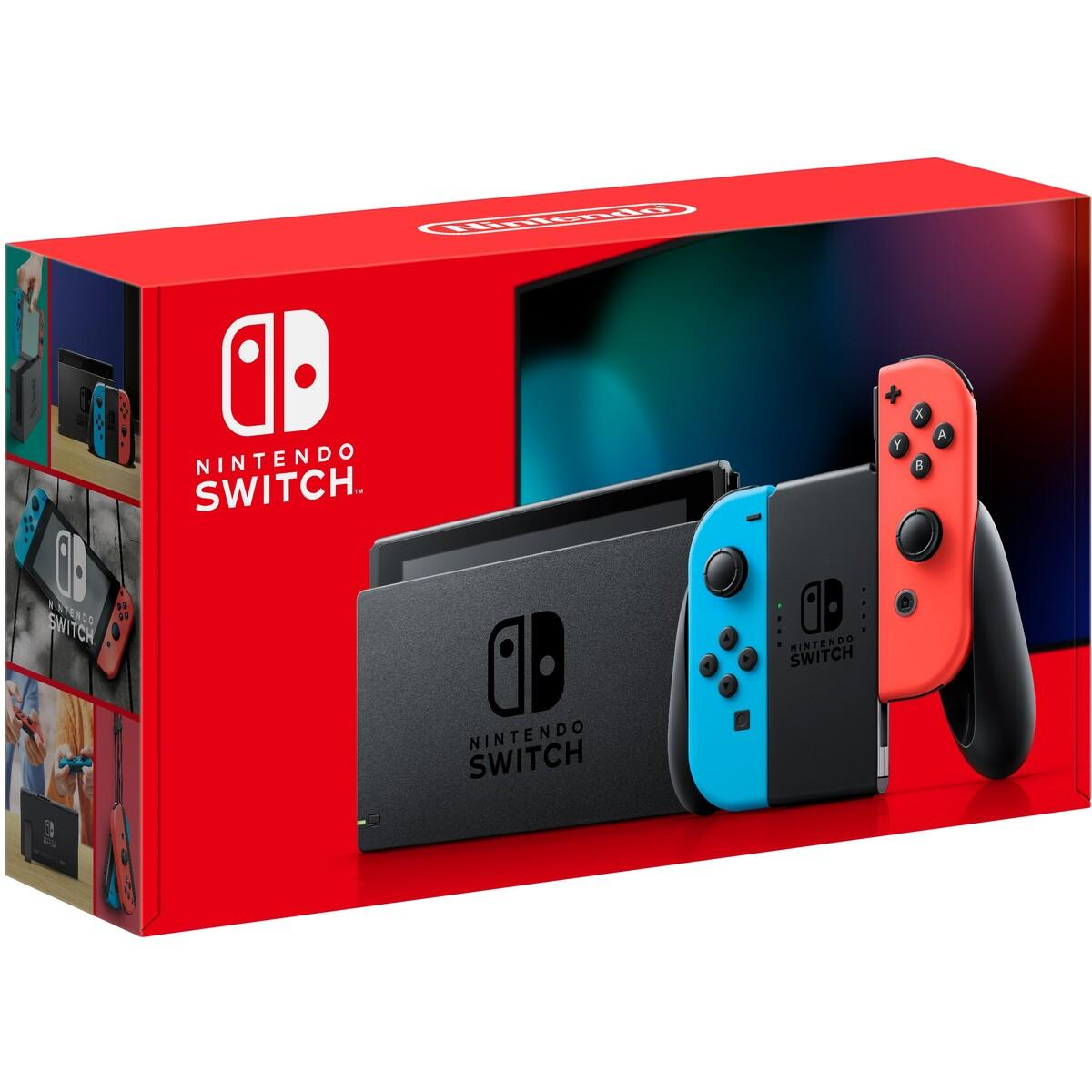 Nintendo Switch Console – Neon