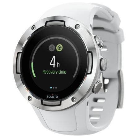 Suunto 5 GPS Sports Watch (Silver/White)