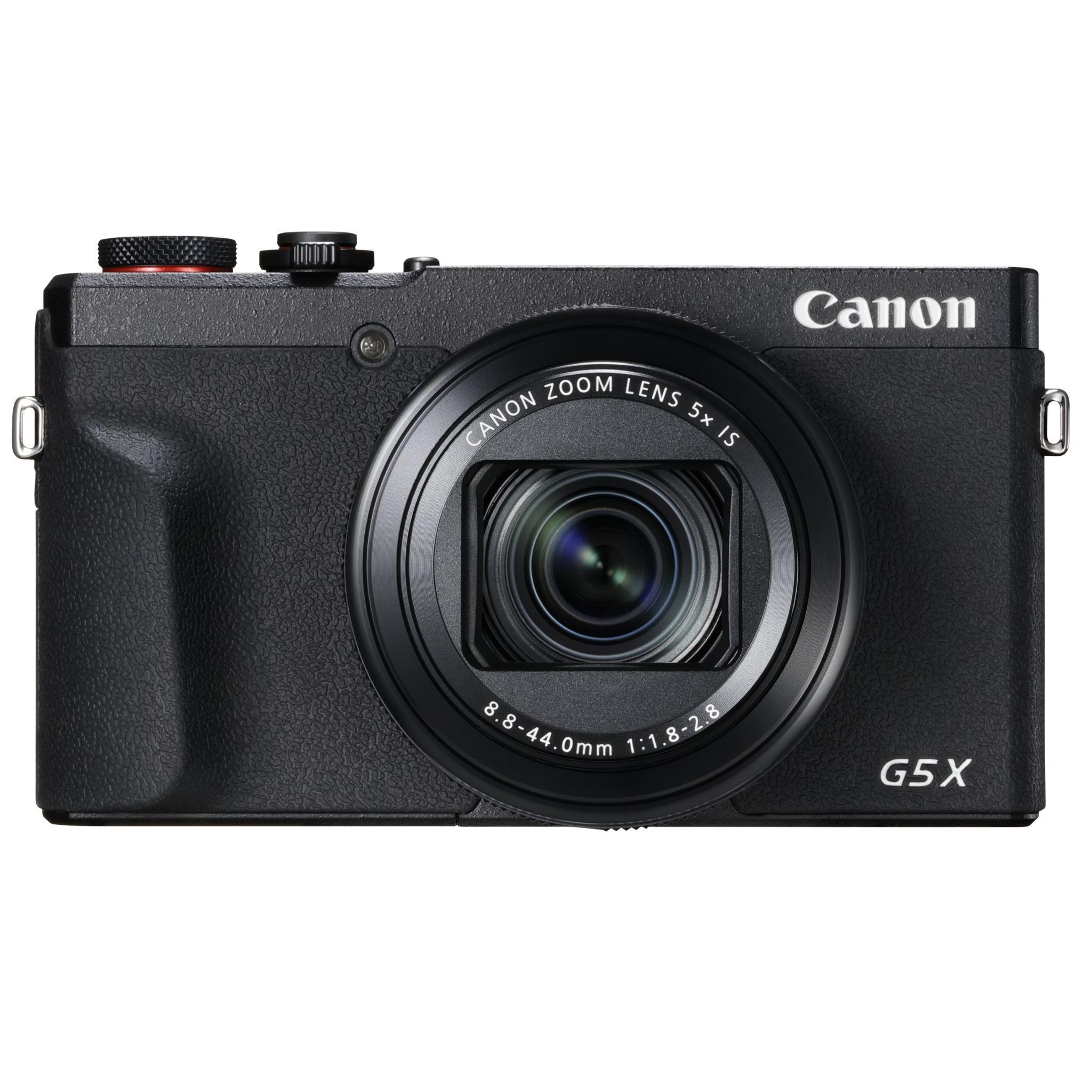 Canon PowerShot G5 X MII Compact Digital Camera