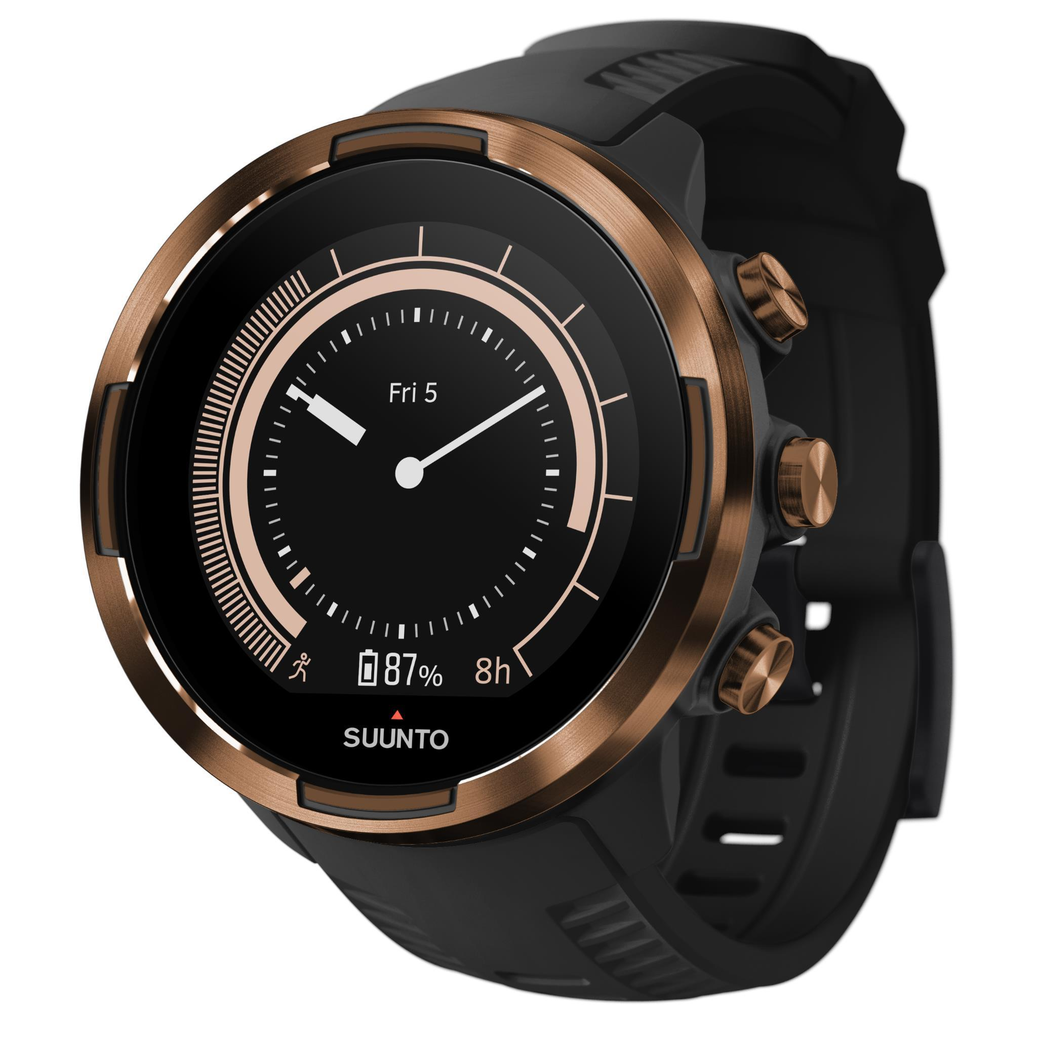 Suunto 9 Baro Multisport GPS Sports Watch (Copper)