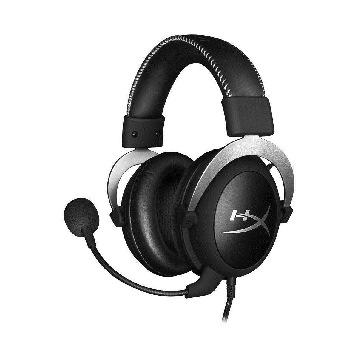 HyperX Cloud Gaming Headset – Silver