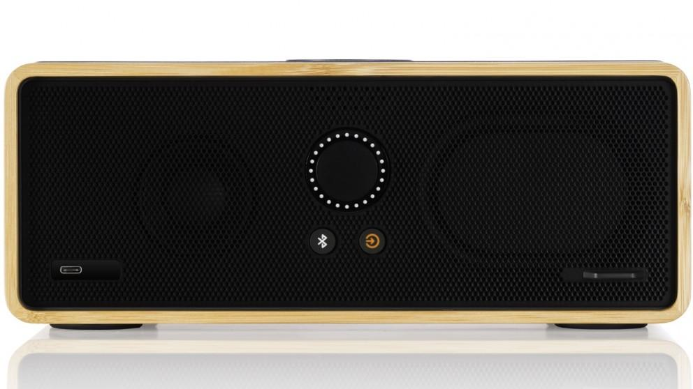 Orbitsound Dock E30 Wireless Speaker – Bamboo