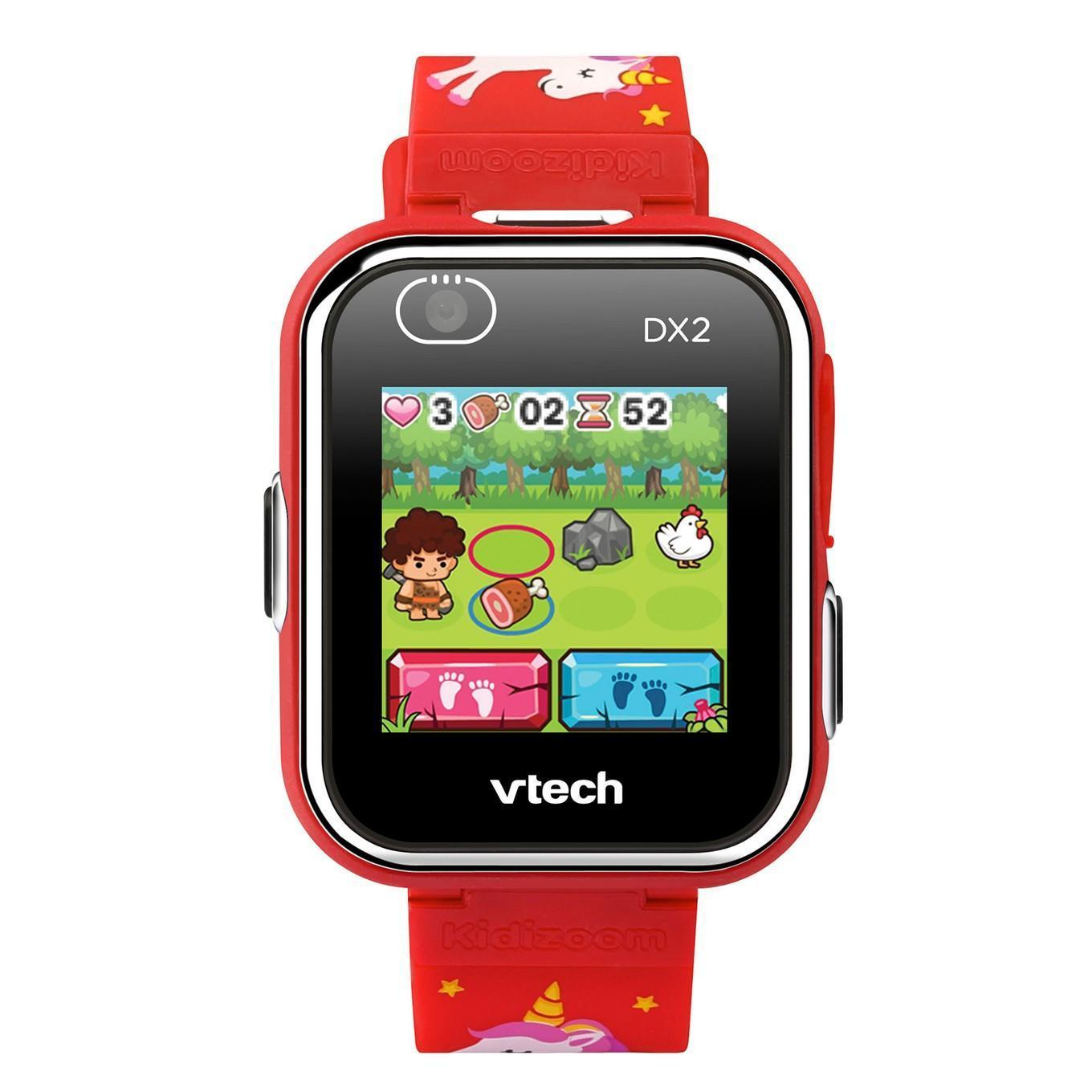 VTech Kidizoom DX2 Smartwatch (Red)