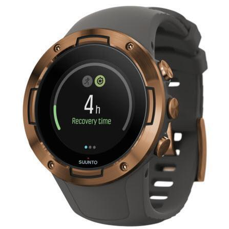 Suunto 5 GPS Sports Watch (Copper/Graphite)