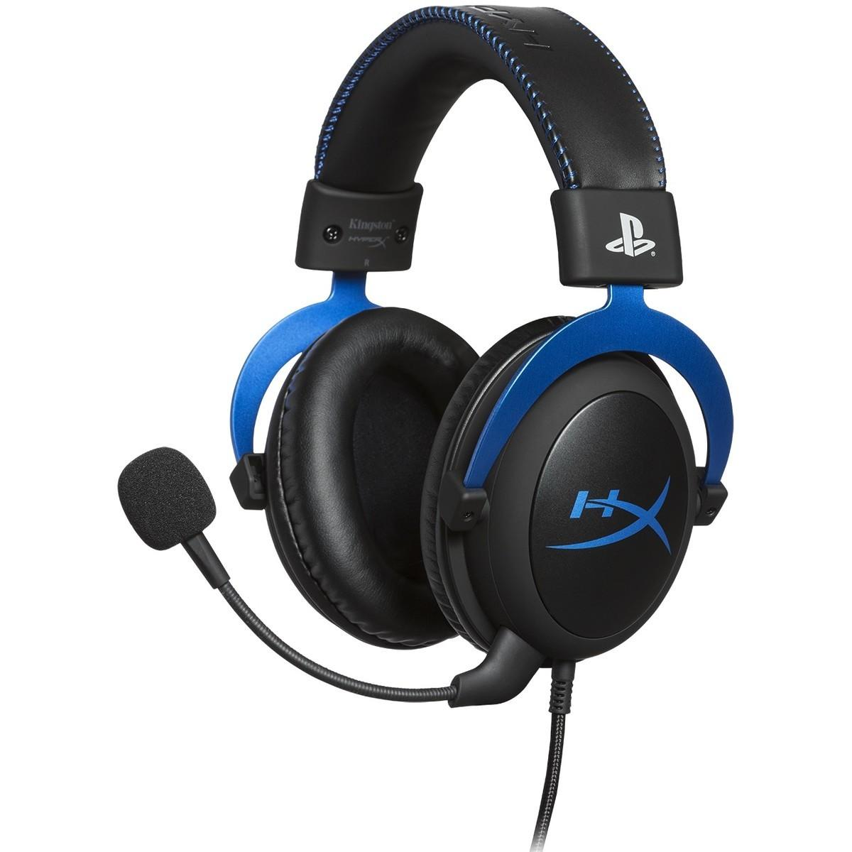 HyperX Cloud Gaming Headset – Blue