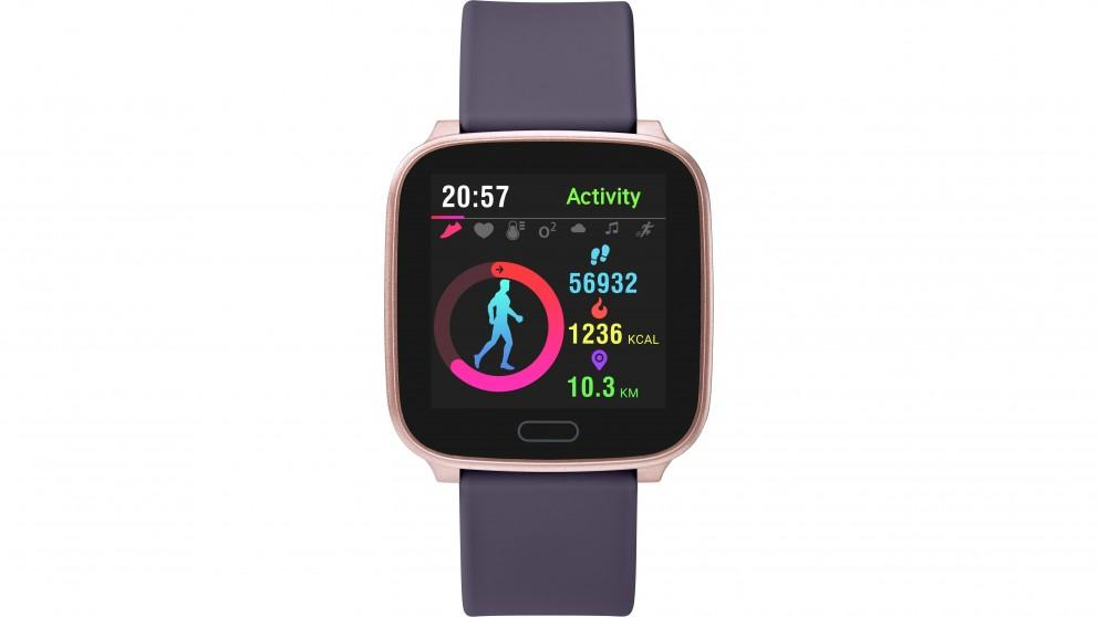 iConnect by TIMEX Active Rose – Gold/Purple