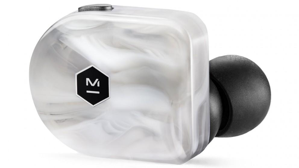 Master and Dynamic MW07 True Wireless Earphone – White Marble