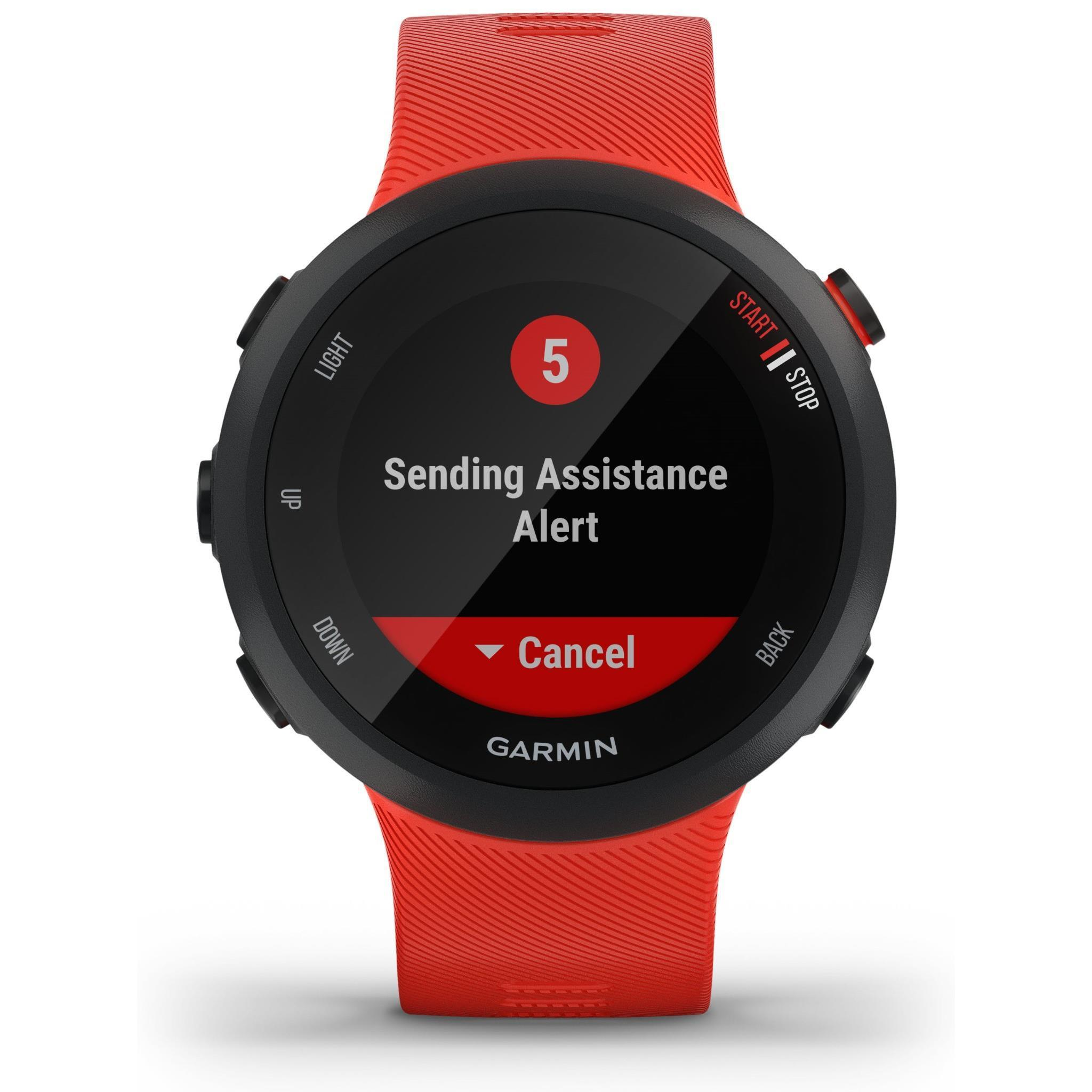 Garmin Forerunner 45 Sports Watch (Red)