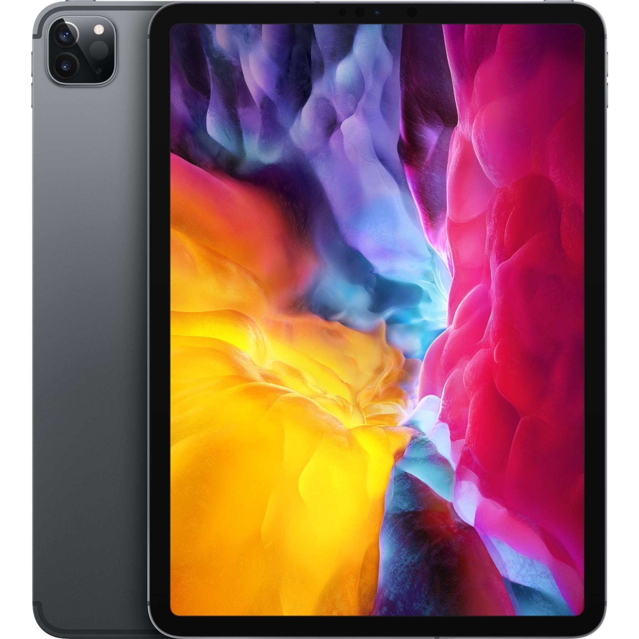Apple iPad Pro 11-inch 512GB Wi-Fi + Cellular (Space Grey) [2020]
