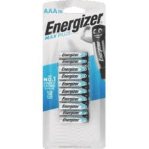 Energizer Max Plus AAA 16 Pack