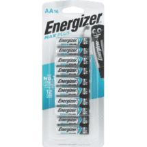 Energizer Max Plus AA 16 Pack