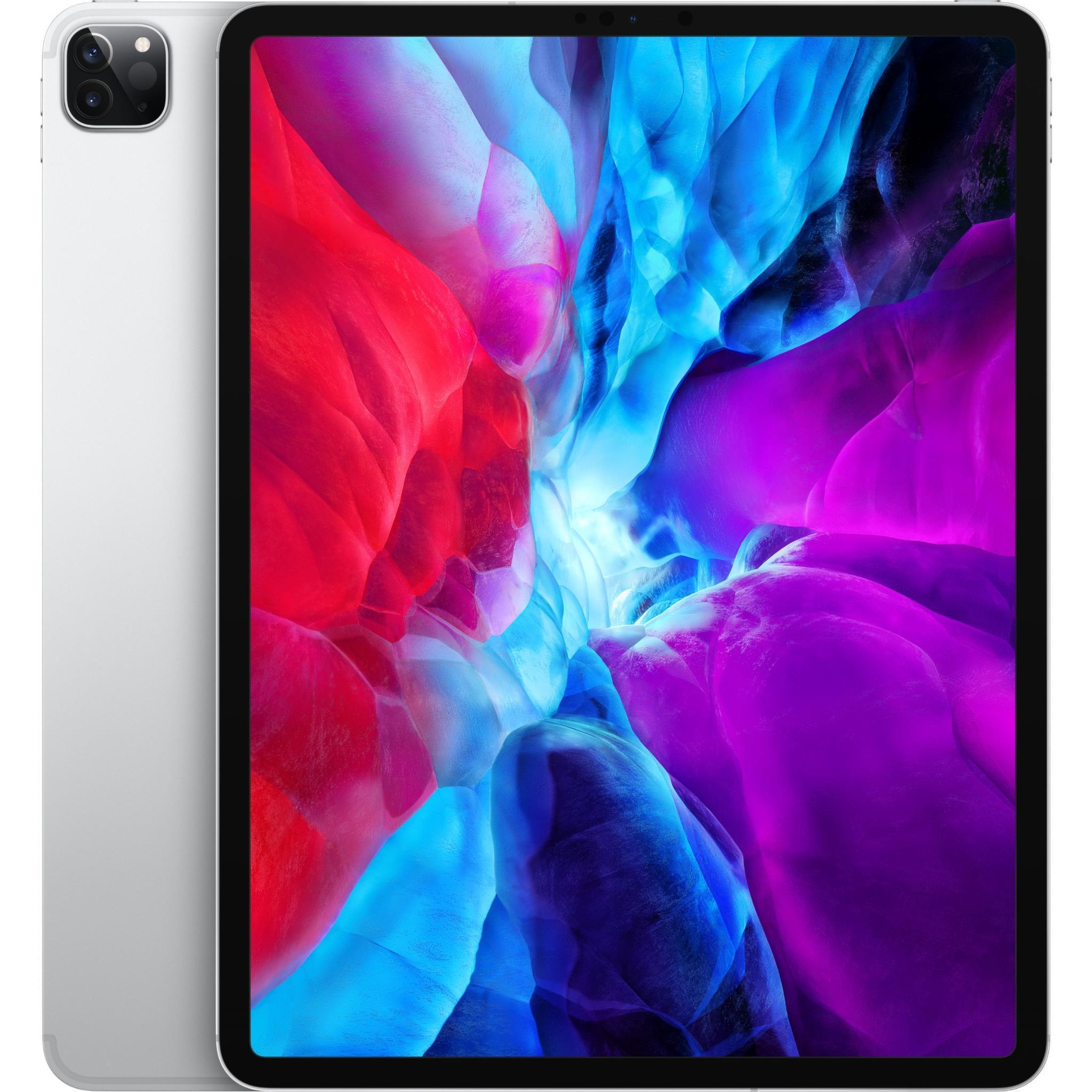 Apple iPad Pro 12.9-inch 512GB Wi-Fi + Cellular (Silver) [2020]