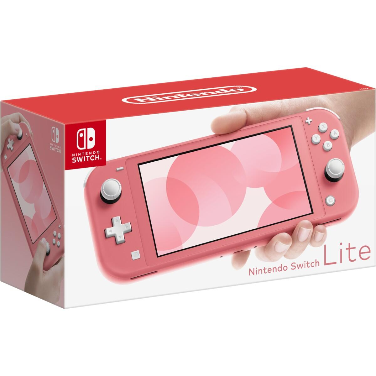 Nintendo Switch Lite – Coral