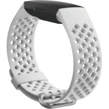 Fitbit Charge 4 Sport Band Large (Frost White)