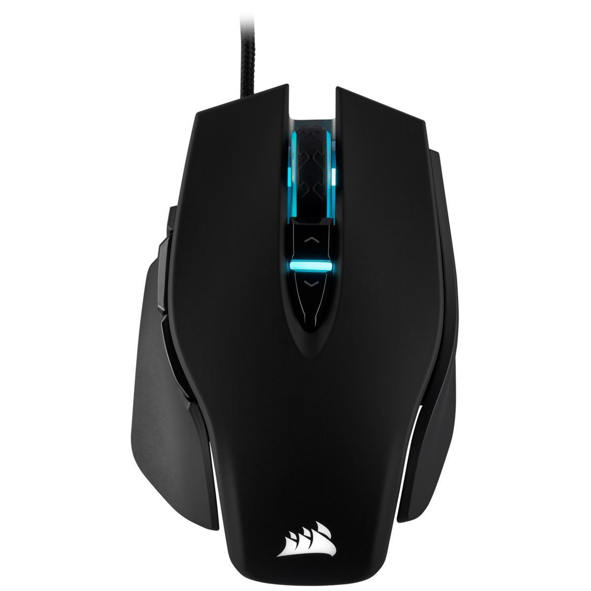 Corsair M65 RGB ELITE Tunable Gaming Mouse (Black)