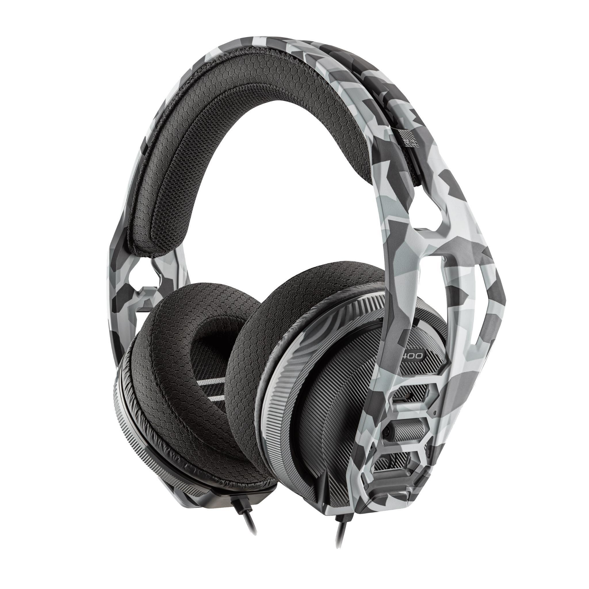 Plantronics RIG 400HS Stereo Gaming Headset for PS4 (Arctic Camo)
